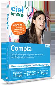 Ciel Compta Simplyflex 2015