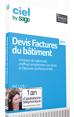 Ciel Devis Factures du Bâtiment 2015 + 1 an d'assistance téléphonique