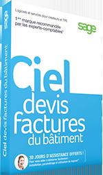Ciel Devis Factures du Bâtiment 2017