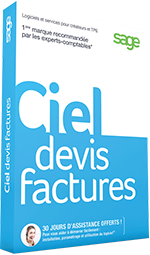 Ciel Devis Factures 2017