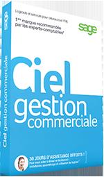 Ciel Gestion Commerciale 2017